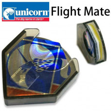 Unicorn Flightmate Flyhalter mit Flights (3)