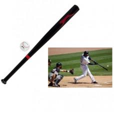 Slazenger Baseballschläger Set aus Holz mit Ball 81cm