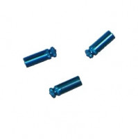 Flight Fly Protector Set aus Aluminium Blau
