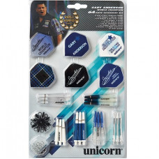 Unicorn Dart Weltmeister 64-teilig Zubehör Kit