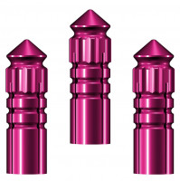 Mission F-Protect Flyschoner Fly Protector Set aus Aluminium Pink