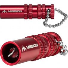 Mission Schaft Entferner Extractor Werkzeug Tool Alu Rot