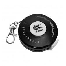 Target Oche Tape Messband mit Schlüsselanhänger