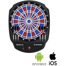 Smartness Smart Connect  App Bluetooth 2-Loch Dartscheibe Dartboard Arcadia