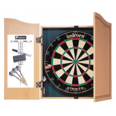 Unicorn Striker PDC Home Darts Centre Set komplett