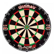 Winmau Blade 5 Dartscheibe mit Rota-Lock System