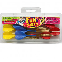 Harrows Fun Anfänger Softtip Softdart Dartpfeile 9er Set