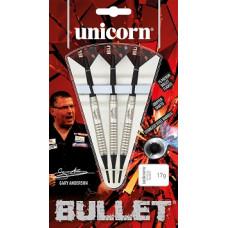 Unicorn Gary Anderson Bullet Softtip Edart Dartpfeile 17g
