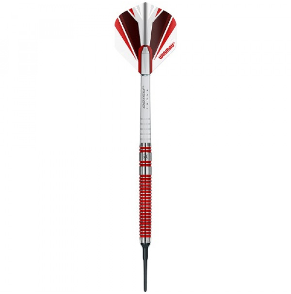 Winmau Overdrive Tungsten Soft Softtip Dartpfeile Set 20g