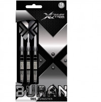 XQMax Buran 90% Tungsten Softtip Soft Tip Dartpfeile Set 18g