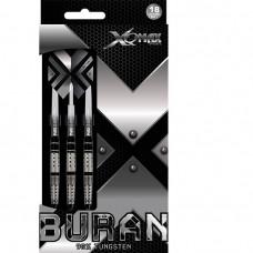 XQMax Buran 90% Tungsten Softtip Soft Tip Dartpfeile Set 18g