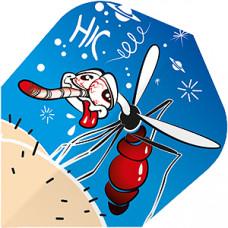 Harrows Dart Flys Quadro Mozzy