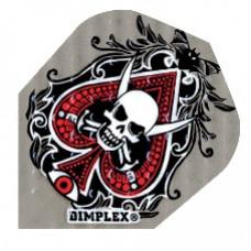 Harrows Dart Flys Dimplex Skull