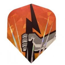 Harrows Hologram Dart Flys Power Grip