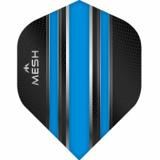 Mission Mesh 100 Micron Flys Set Wasserblau