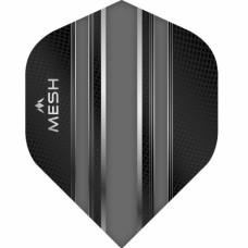 Mission Mesh 100 Micron Flys Set Grau