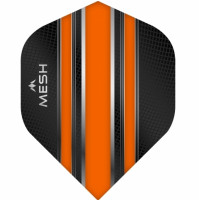 Mission Mesh 100 Micron Flys Set Orange