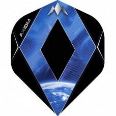 Mission Solo Axiom 100 Micron Flys Set Blau