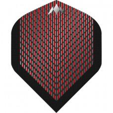 Mission 100 Micron Flys Set Red Dawn