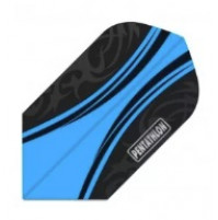 Pentathlon Dart Fly Set Slim Blau