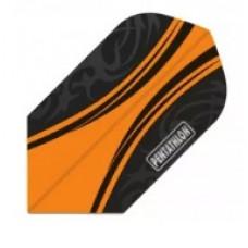Pentathlon Dart Fly Set Slim Orange