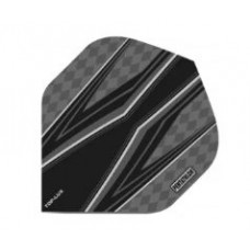 Pentathlon Dart Fly Set Schwarz