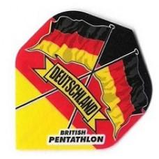 Pentathlon Dart Fly Set Deutschland