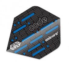 Unicorn Code Blau Ultrafly Plus Fly Set