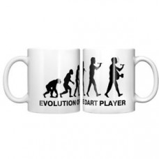 Evolution Dart Tasse