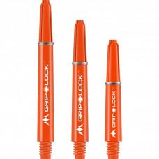 Mission GripLock Shafts Schäfte Tweenie 41mm 2BA Orange