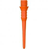 Mission Titan Pro 2BA Soft Tips Softdart Spitzen 50er Neon Orange