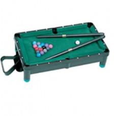 Mini Billardtisch Pool Table 21 x 11cm