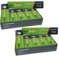 30 x Dunlop Topshelf Deep Distance DDH Golfbälle 50% Aktion