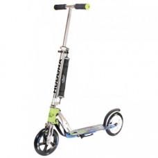 Hudora Big Wheel 205 Scooter Trottinett Blau Grün 14750