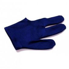 Carom Billard und Snooker Handschuh Blau