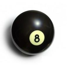 Ersatzball 57.2mm Billardkugel Nummer 8