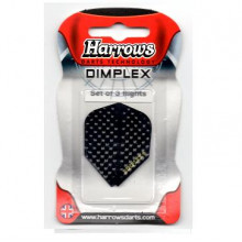 Harrows Dart Flys DIMPLEX Black