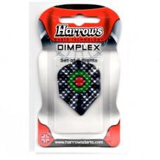 Harrows Dart Flys DIMPLEX Bullseye
