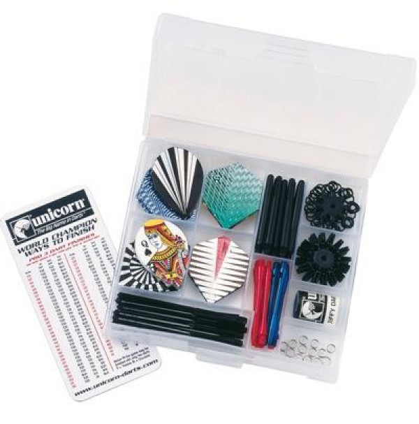 Unicorn Maestro 155-teilig Darts Tune-Up Kit