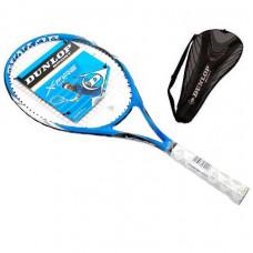Dunlop X-Fire Comp Ti Titan Tennisschläger mit Hülle L2