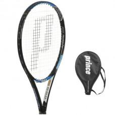Prince Topspin Lite Ti Titan Midplus Tennisschläger mit Hülle L2
