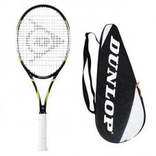 Dunlop X-Fire M-FIL Carbon Tennisschläger mit Hülle L4