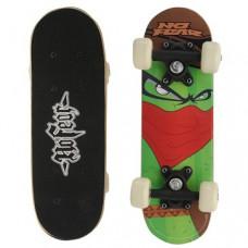No Fear MINI 44cm Hulk Rollbrett Skateboard für Kinder
