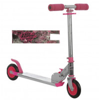 No Fear Scooter Pink bis 50kg