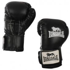 Lonsdale Boxing Training Handschuhe Schwarz Grosse: L (16oz)