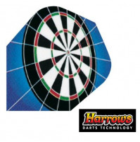 Harrows Dart Flights QUADRO (3) 'Dartscheibe'