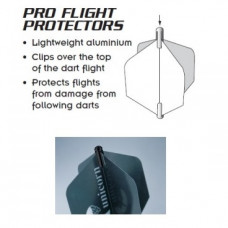 Unicorn Pro Flight Fly Protector Schoner aus Aluminium Schwarz (3 Stk.)