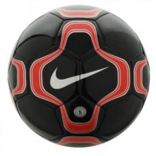 Nike Merlin Geo Balance Fussball Rot/Schwarz