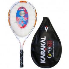 Karakal Coach 23 Kinder Tennisschläger mit Hülle für 6 bis 8 jährige
