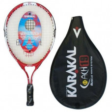 Karakal Coach 19 Kinder Tennisschläger mit Hülle für 4 bis 5 jährige